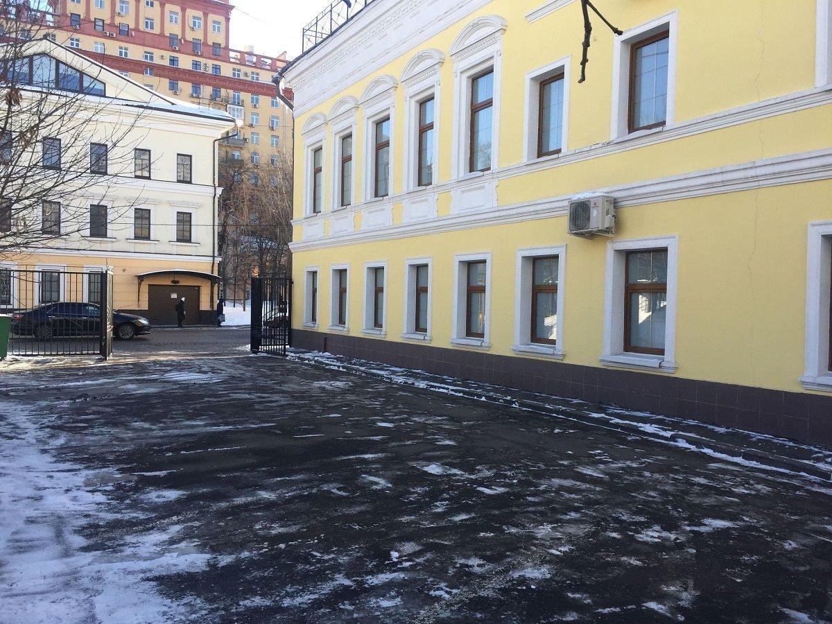 Клиника Эко Виталис Парковка