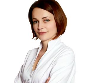 Течиева Жанна Сергеевна. Главный врач, кандидат медицинских наук