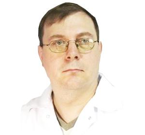 врач Василий Вячеславович Сбитнев